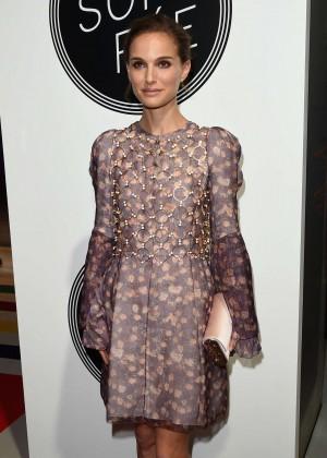 Natalie Portman - Toronto Film Festival Fundraising Soiree in Toronto