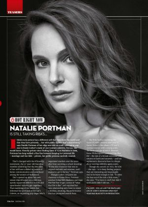 Natalie Portman - Total Film Magazine (January 2019)
