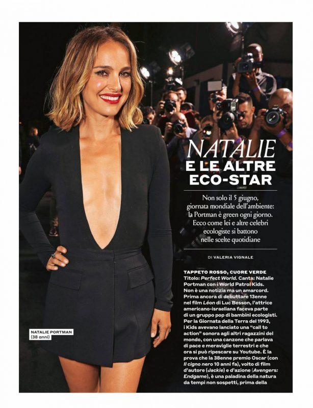 Natalie Portman - TuStyle Magazine (June 2020)