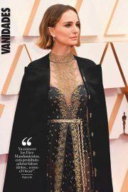Natalie Portman - Vanidades Mexico - 29 February 2020