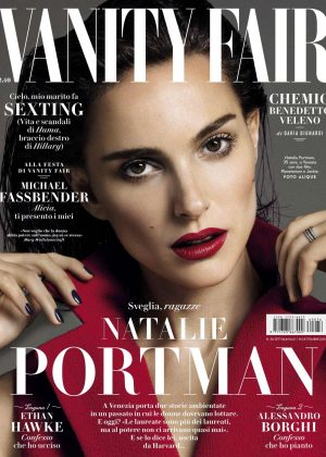 Natalie Portman - Vanity Fair Italy Magazine (September 2016)