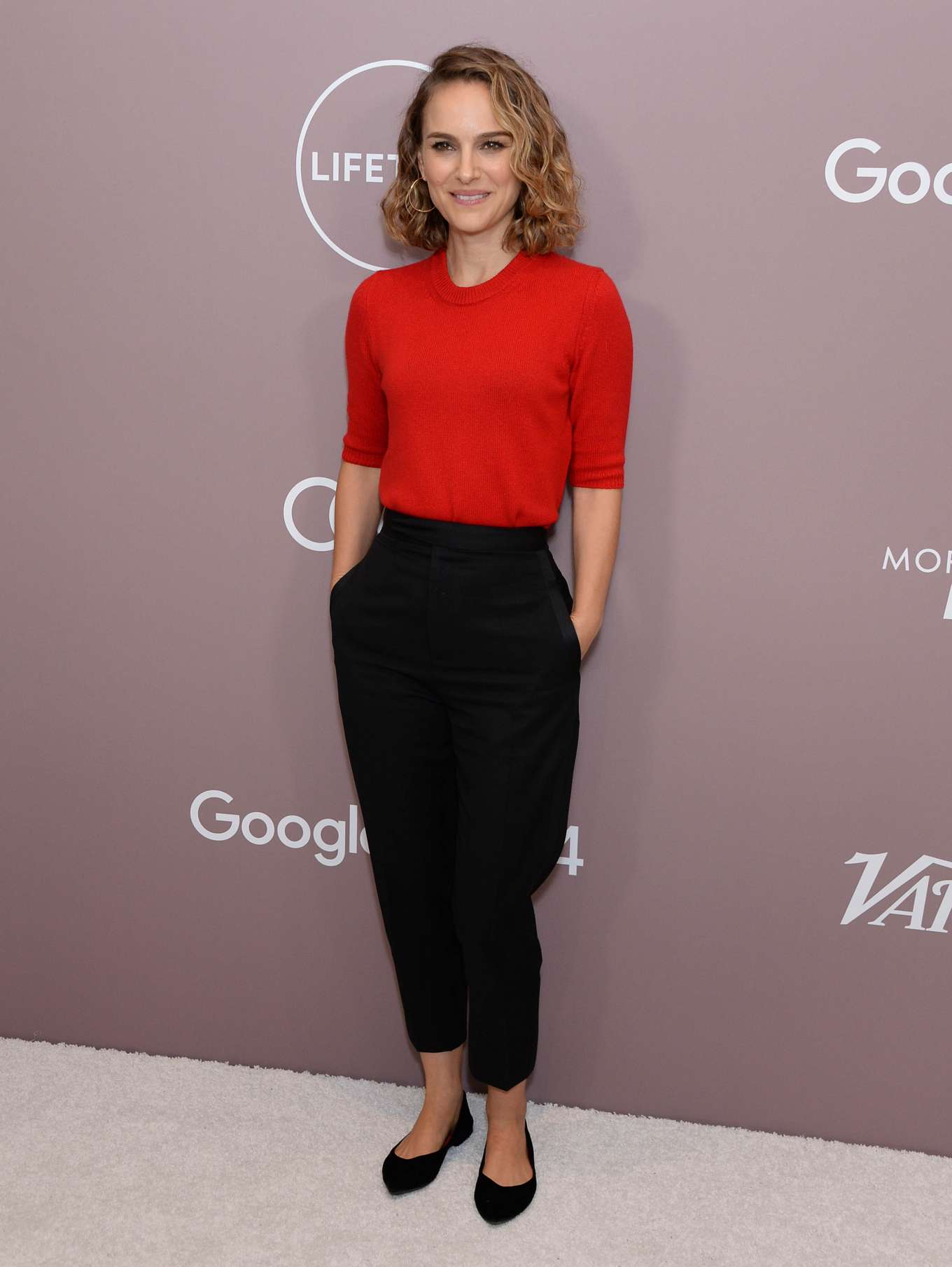 Natalie Portman - Variety's 2019 Power of Women Presented by Lifetime in LA