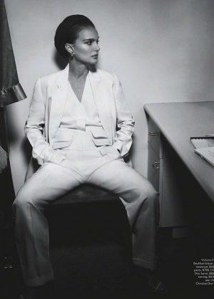 Natalie Portman - Vogue Australia Magazine (April 2019)
