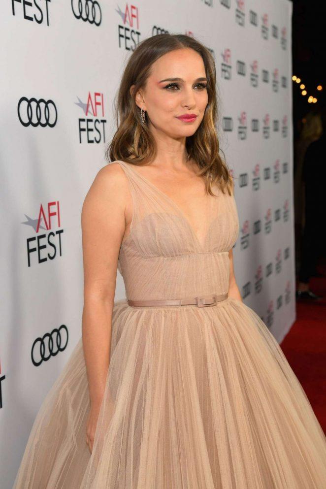 Natalie Portman - 'Vox Lux' Screening at AFI FEST 2018 in Hollywood