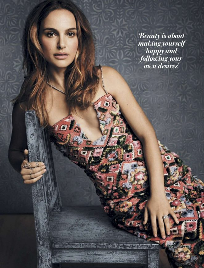 Natalie Portman - Woman and Home South Africa (March 2018)