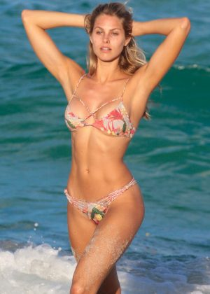 Natalie Roser - Bikini Photoshoot in Miami