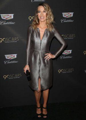 Natalie Zea - Cadillac Oscar Celebration 2018 in Los Angeles