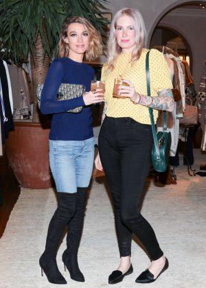 Natalie Zea - Polo Ralph Lauren Event With Rachel Zoe and The Zoe Report in LA