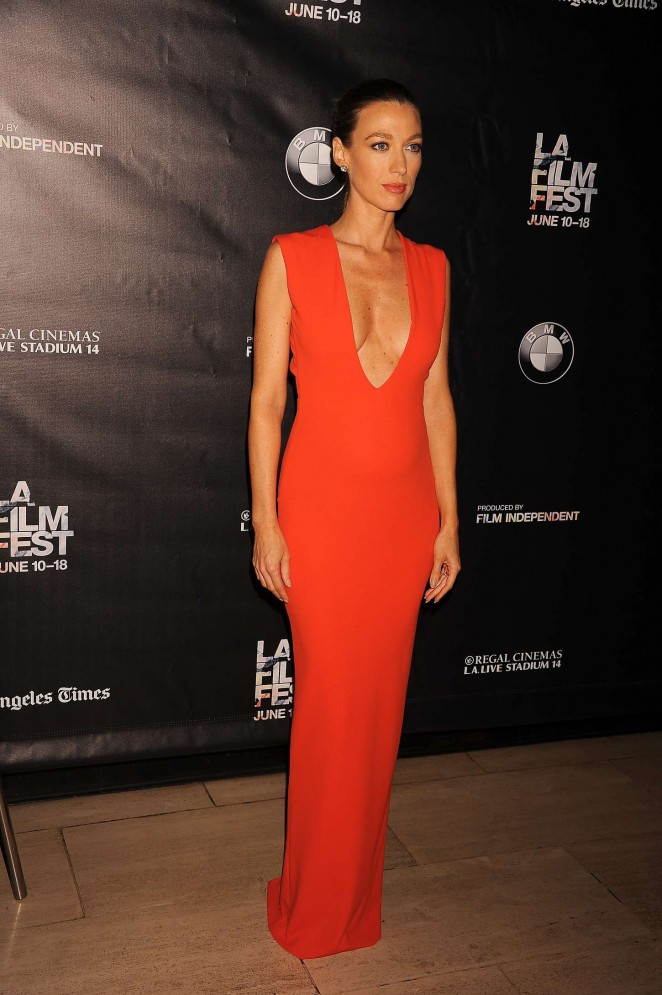 Natalie Zea - 'Too Late' Premiere at 2015 LA Film Festival