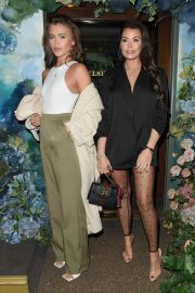 Natalya Wright attends Pretty Little Thing at The Chelsea Ivy