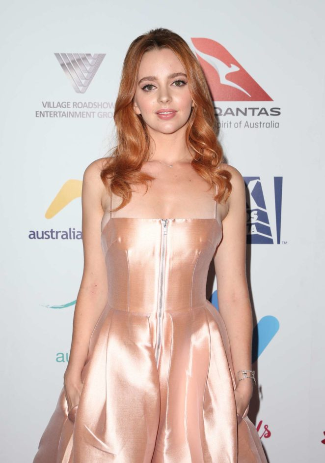 Natasha Bassett - 6th Annual Australians in Film Awards Benefit Dinner in LA