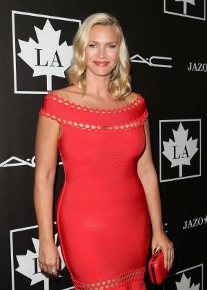 Natasha Henstridge - Golden Maple Awards 2016 in Los Angeles