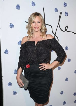 Natasha Henstridge - Tyler Ellis Celebrates 5th Anniversary in West Hollywood