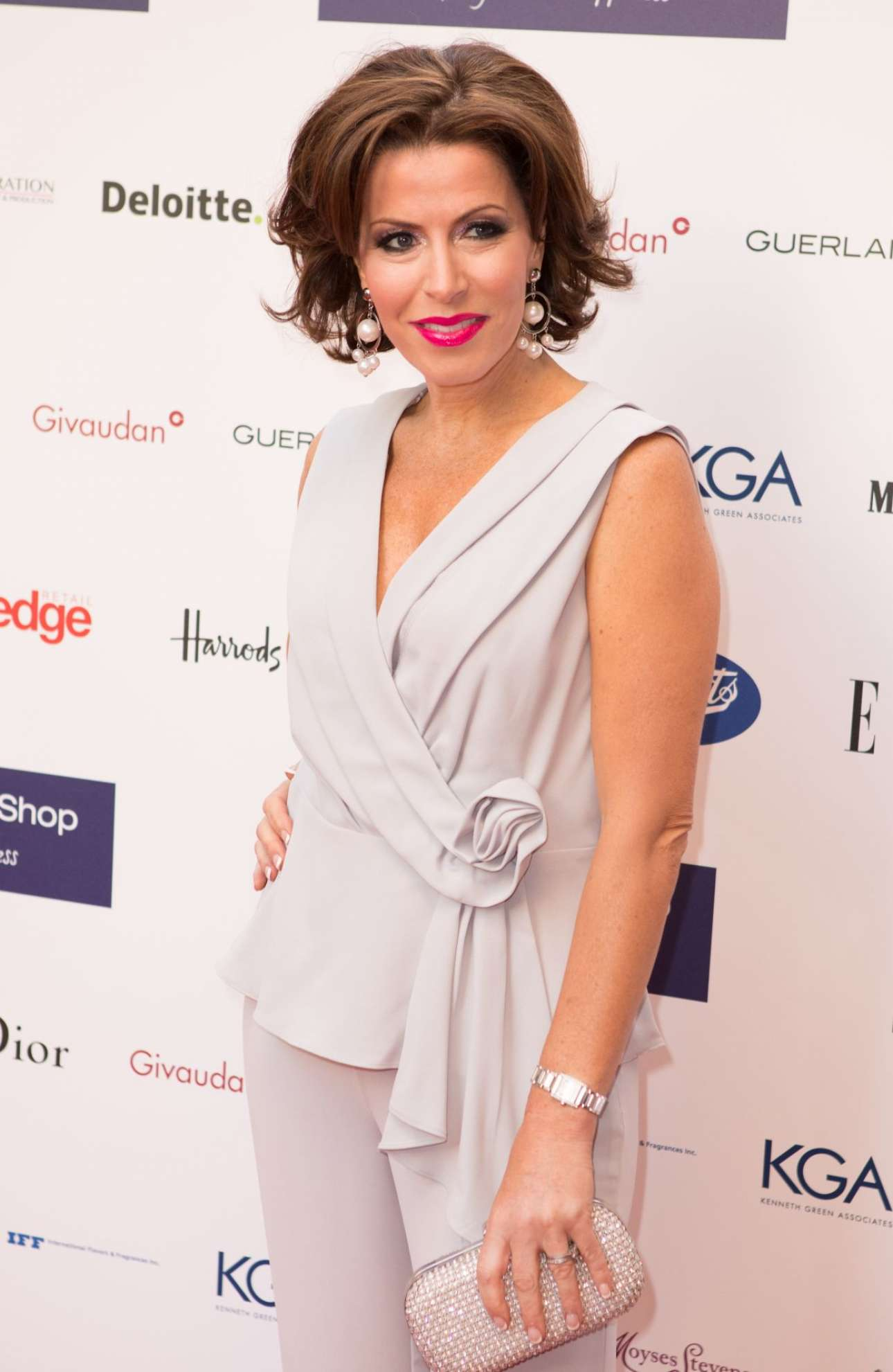 Natasha Kalpinsky – 2018 Fragrance Foundation Awards In London