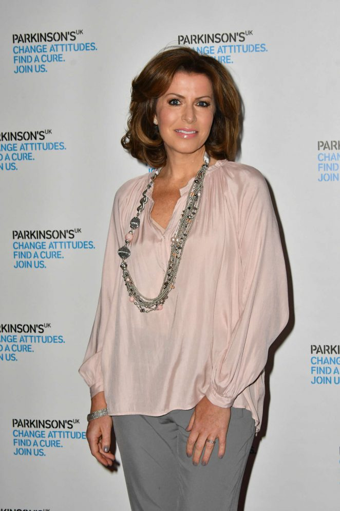 Natasha Kaplinsky - Parkinson's UK presents Symfunny No 2 in London