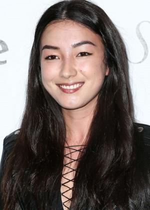 Natasha Liu Bordizzo - Marie Claire Hosts Fresh Faces Party Celebrating May Issue Cover Stars in LA