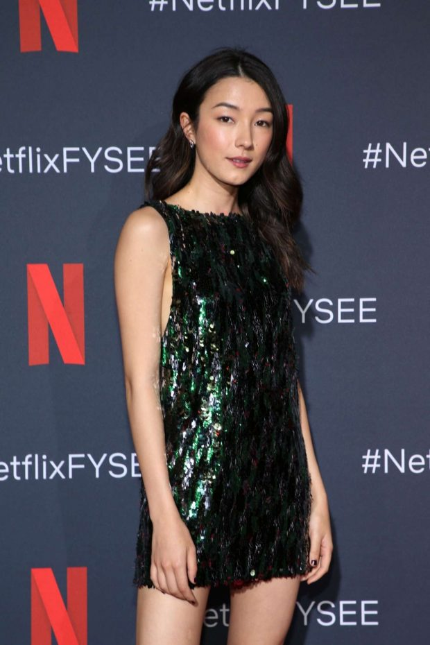 Natasha Liu Bordizzo - Netflix FYC Event: Prom Night Photo Call in LA