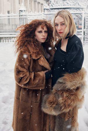 Natasha Lyonne and Chloë Sevigny - The New York Times Style Magazine (April 2021)