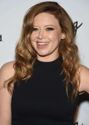 "Natasha Lyonne - ""Loitering With Intent"" Screening in New York"