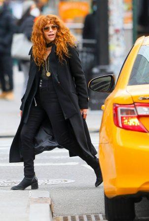 Natasha Lyonne - 'Russian Doll' season two set in New York