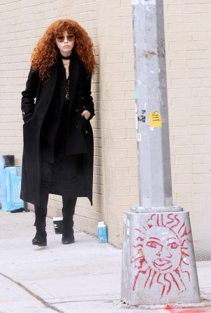 Natasha Lyonne - 'Russian Doll' set in New York