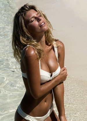 Natasha Oakley and Devin Brugman: Monday Swimwear 2015 -10
