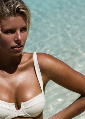 Natasha Oakley and Devin Brugman: Monday Swimwear 2015 -23
