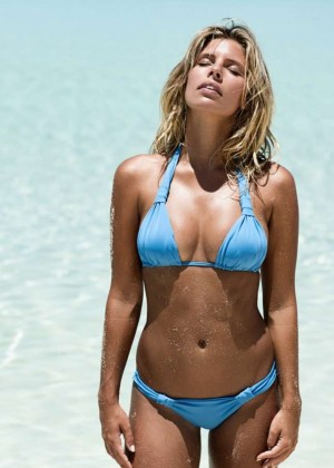 Natasha Oakley and Devin Brugman: Monday Swimwear 2015 -27