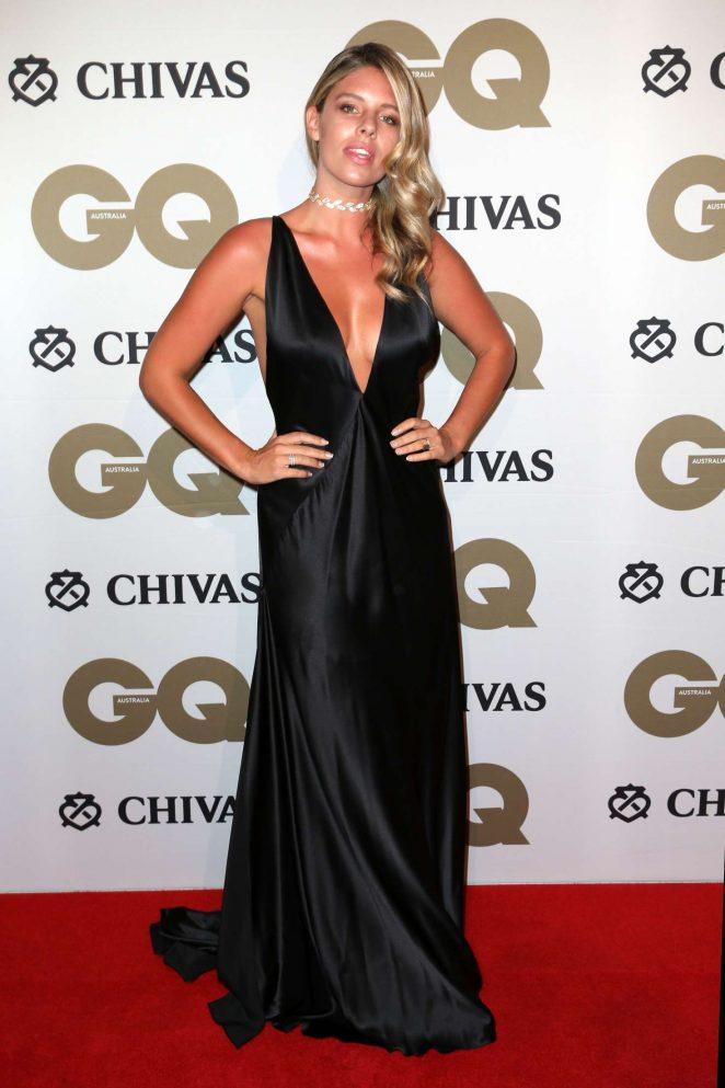 Natasha Oakley - GQ Men of the Year Awards 2016 in Sydney