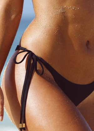 Natasha Oakley in Little Black Bikini -05