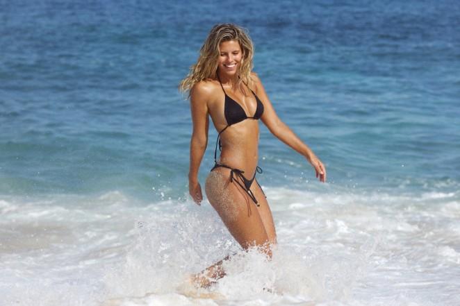 Natasha Oakley 2015 : Natasha Oakley in Little Black Bikini -12