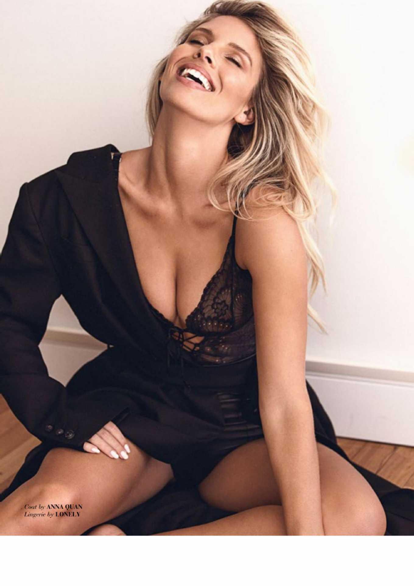 Natasha Oakley - Modeliste Magazine (April 2020)