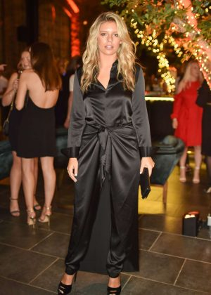 Natasha Oakley - Tatler's Little Black Book Party in London