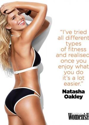 Natasha Oakley - Women's Health Australia (January 2016)