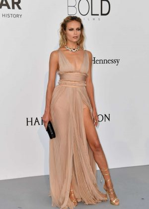 Natasha Poly - amfAR's 24th Cinema Against AIDS Gala in Cannes