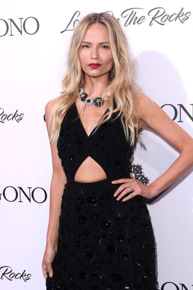 Natasha Poly - De Grisogono Party at 70th Cannes Film Festival in France