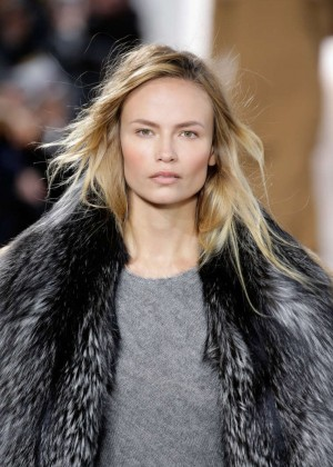 Natasha Poly - Michael Kors Fashion Show 2015 in NYC