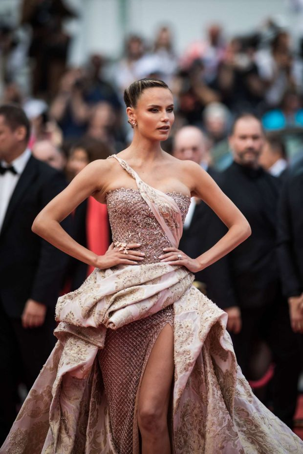 Natasha Poly - 'Oh Mercy!' Premiere at 2019 Cannes Film Festival