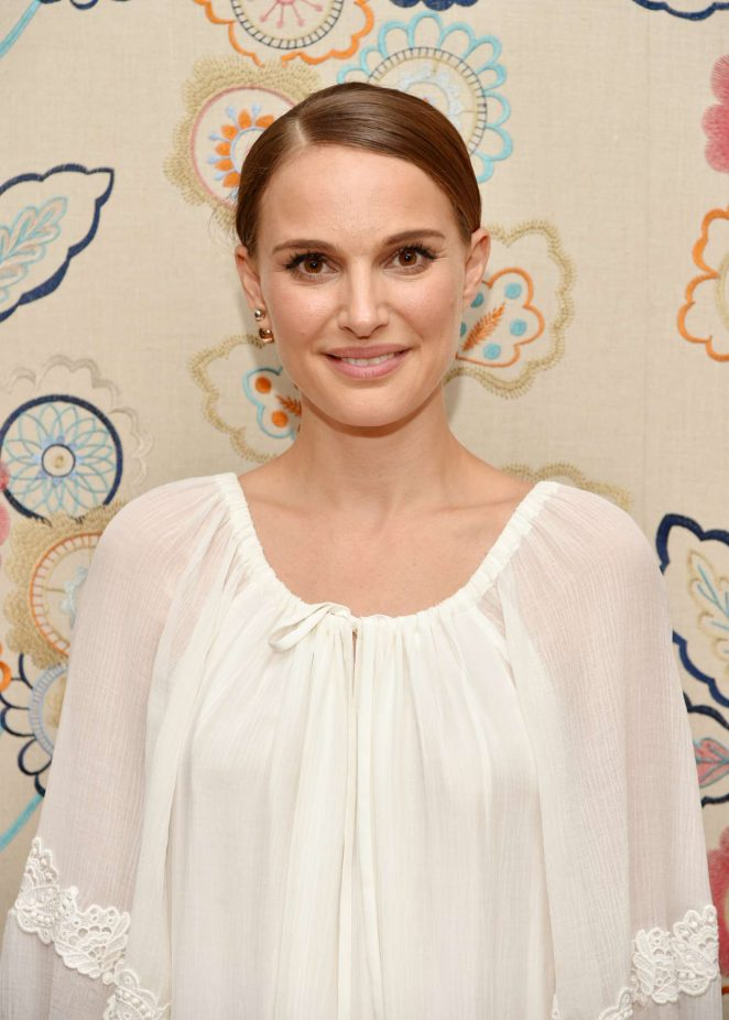 Natelie Portman - Tale of Love and Darkness Premiere after party in NYC