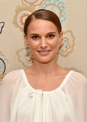 Natelie Portman: Tale of Love and Darkness Premiere after party in NYC-06