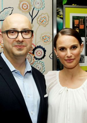Natelie Portman: Tale of Love and Darkness Premiere after party in NYC-07