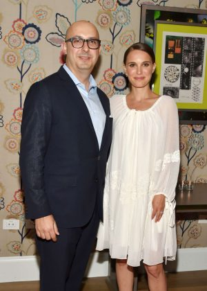 Natelie Portman: Tale of Love and Darkness Premiere after party in NYC-10