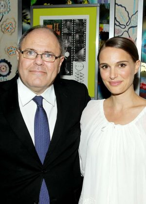 Natelie Portman: Tale of Love and Darkness Premiere after party in NYC-13