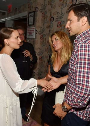 Natelie Portman: Tale of Love and Darkness Premiere after party in NYC-14
