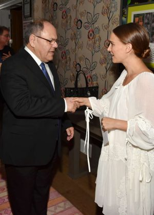 Natelie Portman: Tale of Love and Darkness Premiere after party in NYC-15