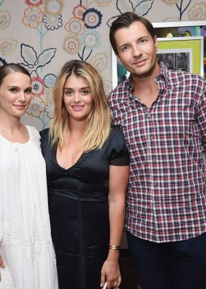 Natelie Portman: Tale of Love and Darkness Premiere after party in NYC-16