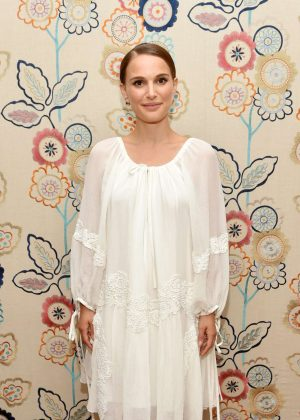 Natelie Portman: Tale of Love and Darkness Premiere after party in NYC-17