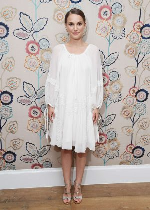 Natelie Portman: Tale of Love and Darkness Premiere after party in NYC-23