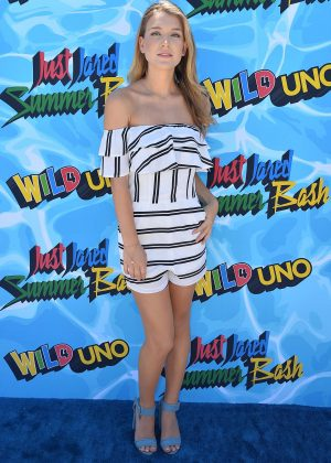 Nathalia Ramos - 2016 Just Jared Summer Bash in Los Angeles