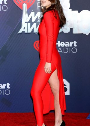 Nathalia Ramos - 2018 iHeartRadio Music Awards in Inglewood
